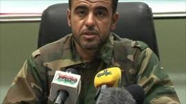 Abdulla Naker of Tripoli's Revolutionary Council