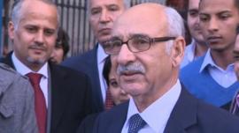 Mahmoud Al-Naku, Libyan Embassy