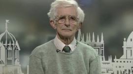 Jim Swire whose daughter died in the Lockerbie