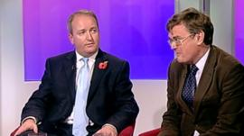 Mark Pritchard and Matthew Oakeshott