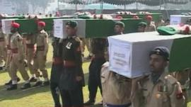 Funerals in Pakistan