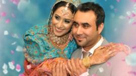 Uzma Naurin and Saif Rehman