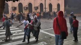Egypt clashes
