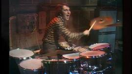 Kenney Jones, drummer The Faces