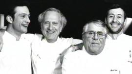 Roux brothers and sons