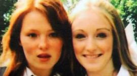 Charlotte Thompson and Olivia Bazlinton were killed on 3 December 2005