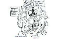 Graphic to explain quantitative easing
