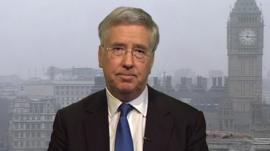 Michael Fallon MP, Deputy Chairman, Conservative Party