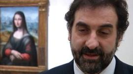 Gabriele Finaldi, the Prado's deputy director collections said the work gives an understanding of how Leonardo worked.