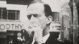 A man smoking in 1962