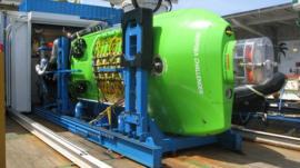 Deep Challenger submarine