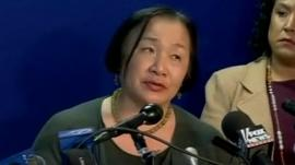 Oakland Mayor Jean Quan