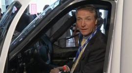 Cliff Allen of Terrafugia explains what makes the vehicle unique