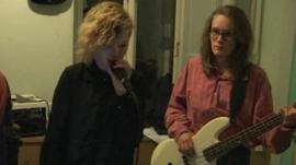 Danish teenagers