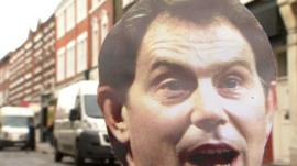 Tony Blair image