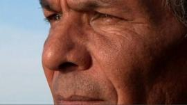 Osvlado Alfredo Fernandez, Belgrano survivor