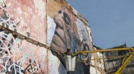 Wrinkles of the City by Jose Parla (Cuba) and JR (France)