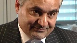 Hossein Mousavian, member of Iran's nuclear negotiators team, 2003-2005