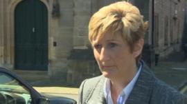 Chief Inspector Lorraine Bradley