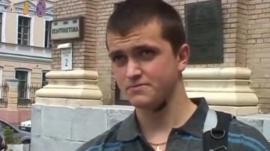 Ukrainian citizen
