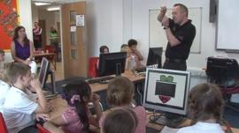 Pupils get a taste of the Raspberry Pi