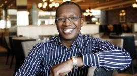 Desmond Mabuza