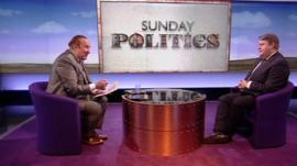 Andrew Neil and Lord Strathclyde