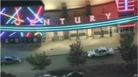 Cinema in Denver where shooting happened