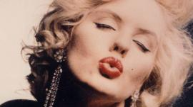 Pauline Bailey as Marilyn Monroe