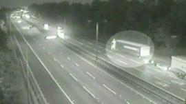 CCTV footage of driver - West Midlands Police