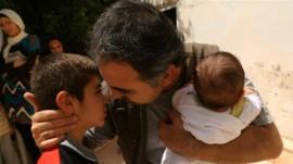 Kurdish activist returns back to homeland