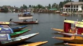 Harbour in Kashmir
