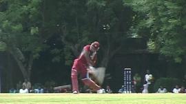 Sri Lanka v West Indies warm-up match
