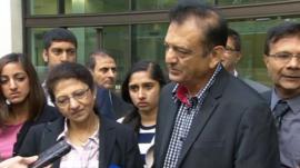 Vinod Hindocha, father of Anni Dewani