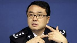 Ex-police chief Wang Lijun