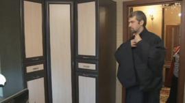 Deacon Sergei Baranov