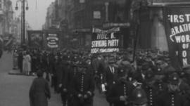 General Strike archive image