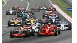 Formula 1 Grand Prix Motor Racing