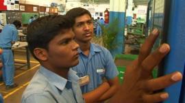 Indian graduates