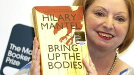 Novelist Hilary Mantel