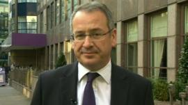 Employment Minister Mark Hoban
