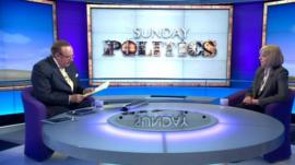 Andrew Neil and Theresa May
