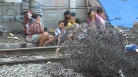 Indonesia poor