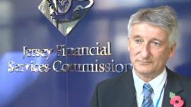 Director General of JFSC John Harris