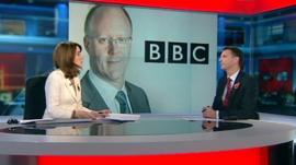 Mark Easton discusses the resignation of George Entwistle