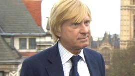 Michael Fabricant, elections adviser to David Cameron