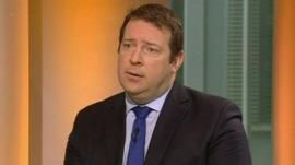 Ofgem's director of communications Ian Marlee