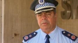 New South Wales police deputy commissioner Nick Kaldas
