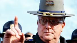 State Police spokesman Lt. J. Paul Vance