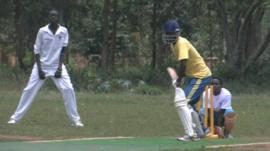 Cricket in Rwanda